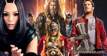Guardians Vol. 3 Takes Place After Thor: Love and Thunder in the MCU Timeline