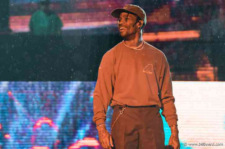 Travis Scott to Be Honored at Parsons Benefit Hosted by The New School in New York