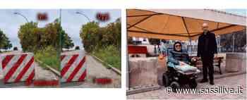 Abbattuta barriera architettonica sul lungomare di Rotondella, soddisfazione del cittadino Scarpato - Sassilive.it