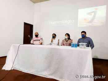 Jales realiza palestra em homenagem ao Dia Municipal da Fibromialgia e Dia da Enfermagem – Jales - Saúde – Prefeitura Municipal de Jales
