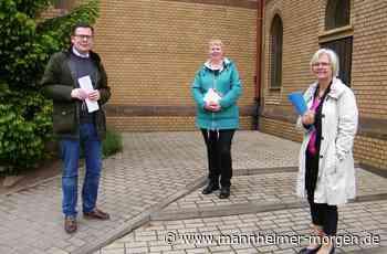 Apostelkirche bald barrierefrei - Mannheimer Morgen