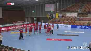 LIQUI MOLY HBL: Eulen Ludwigshafen gewinnen gegen Bergischen HC - Sky Sport