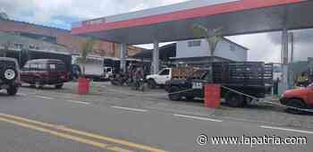 Se normaliza el suministro de combustible en Anserma - La Patria.com