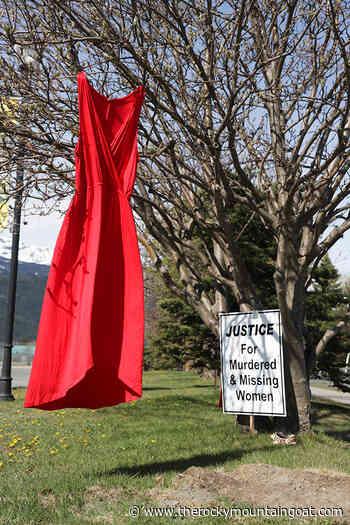 Walk/run marks Red Dress Day in Valemount - The Rocky Mountain Goat