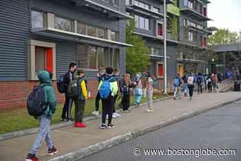 Mass. reports 572 new coronavirus cases among public school students, 48 among school staff members - The Boston Globe