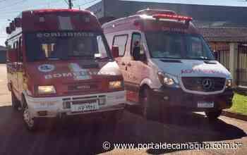Corpo de Bombeiros Voluntários de Charqueadas e SAMU atendem dois chamados de parada cardiorrespiratória - Portal de Camaquã