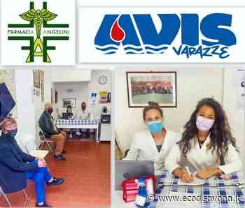 Un nuovo punto vaccinale nella Città di Varazze gestito dalla Farmacia Angelini - L'Eco - il giornale di Savona e Provincia