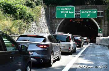 Cantieri autostrade: giornata di paralisi in A10 tra Varazze e Genova - Agenzia ANSA