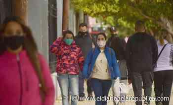 Confirman otras 10 muertes y 618 contagios de coronavirus - El Diario de la República