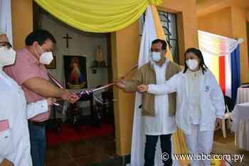 Homenaje a las enfermeras del Hospital Distrital de San Juan Nepomuceno - Nacionales - ABC Color
