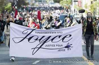 Quebec coroner's inquest into death of Joyce Echaquan begins today - Richmond News