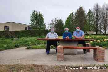 Voortaan ook in rolstoel aan de picknick (Hoegaarden) - Het Nieuwsblad