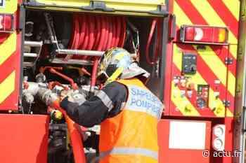 Incendie. Creil : le feu se déclare dans un parking souterrain - actu.fr