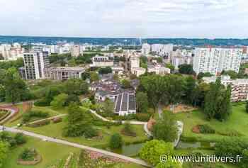 Visite guidée de la Roseraie Jardin de la Roseraie Le Grand-Quevilly - Unidivers