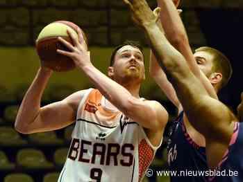 """Jonas Delalieux (Leuven Bears): """"Met vertrouwen de play-offs aanvatten"""""""