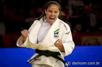 Maria Portela está confirmada no Campeonato Mundial - Esportes - Diário de Santa Maria