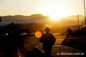 FOTOS + VÍDEO: Santa Maria registra 3,2°C ao amanhecer, menor temperatura do ano - Diário de Santa Maria