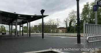 Förderung vom Land: Eine Videoüberwachung für den Eschweiler Hauptbahnhof - Aachener Zeitung