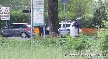 Rieti, incidente tra auto e camion nel tratto urbano della Salaria / Le foto - ilmessaggero.it