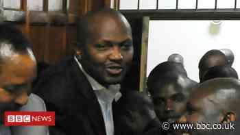 Kenya MP Moses Kuria admits taking $1,000 parliamentary bribe