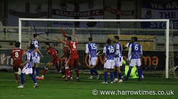 Dagenham and Bromley add to Wealdstone defeats - Harrow Times