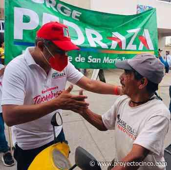 Jorge Pedraza visita y saluda a los pobladores de San Buenaventura Tecaltzingo, Junta Auxiliar de San Martín Texmelucan - Informativo ProyectoCINCO