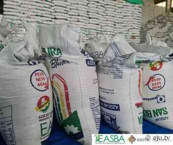 Azucarera San Buenaventura prevé producir 356.448 quintales con la zafra de este año - eju.tv