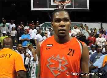 Kevin Durant Responds To NBA Fan: 'Man Wants Me To Go Rucker Park Every Game. Bro This Is The NBA Lol... Strategy Is Involved' - Fadeaway World