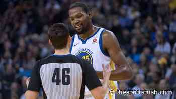 """""""Lies"""": Kevin Durant deletes his reply to a Twitter thread claiming that he shot the Warriors out of the... - The Sportsrush"""