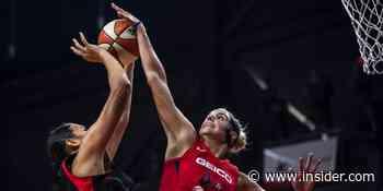 Just Women's Sports $3.5 million from WNBA, USWNT stars, Kevin Durant - Insider