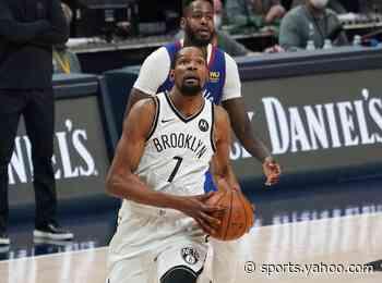 NBA stars heap praise on Kevin Durant - Yahoo Sports