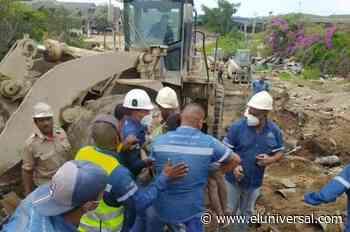 Muere niño aplastado en fábrica de cemento de Ocumare del Tuy - El Universal (Venezuela)