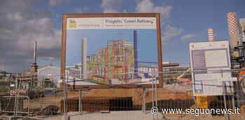Green refinery, Eni ottiene la certificazione ambientale per la bioraffineria di Gela - SeguoNews