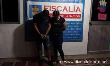 A la altura de Hatonuevo, capturan a pareja que movilizaba 27 paquetes de cocaína en un vehículo - Diario del Norte.net