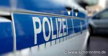 Zwei Verletzte bei Frontalzusammenstoß in Riedstadt - Echo Online