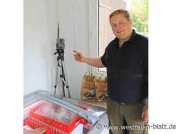Unbekannte stehlen Tomahawk-Steaks aus Kalles Frischebox in Borchen – Jetzt wird videoüberwacht: Dreister Diebstahl ärgert Landwirt - Borchen - Westfalen-Blatt