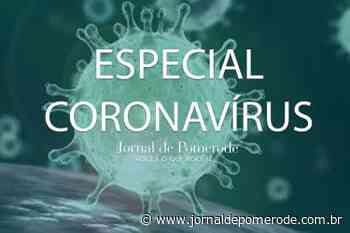 Confirmados oito novos casos de Covid-19, no município - Jornal de Pomerode