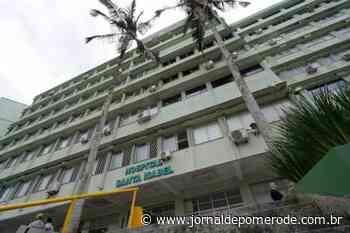 Homem não identificado dá entrada no Hospital Santa Isabel - Jornal de Pomerode