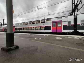 Val-de-Marne. Trafic fortement ralenti entre Orry-la-Ville et Corbeil-Essonnes - actu.fr