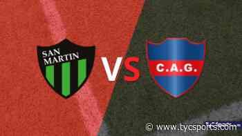 Cuándo juegan San Martín (SJ) vs Güemes (SE), por la Zona B - Fecha 10 Primera Nacional - TyC Sports