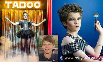 Meet Queensland's youngest drag queen Candy Featherbottom