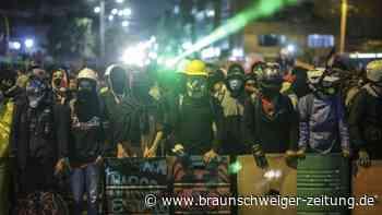 Protest: Kolumbiens Außenministerin Blum tritt zurück