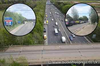 Beaconsfield man dies in M40 crash - Bucks Free Press