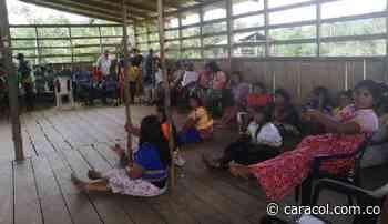 Comunidades indígenas de Murindó recibieron 415 kits de ayudas humanitarias - Caracol Radio