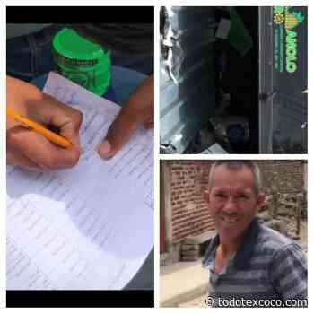 Candidato a regidor por el Partido Verde en Jocotepec fue sorprendido coaccionando el voto - Noticias de Texcoco