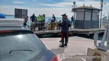 Verona, barca affonda nel lago di Garda: tragedia sfiorata - il Resto del Carlino