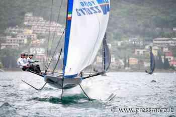 Grande show alla Persico 69F Cup di Malcesine sul Lago di Garda   www.pressmare.it/ - pressmare.it