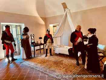 Il sindaco di Loano a Spinetta Marengo per il 200esimo anniversario della morte di Napoleone - AlbengaCorsara News