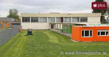 Ertingen investiert für Verlässliche Grundschule - Schwäbische