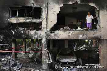 Church of Scotland condemns conflict as Israel-Gaza violence worsens | HeraldScotland - HeraldScotland